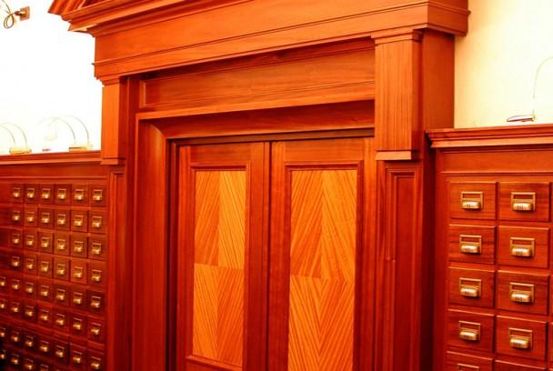 Biblioteca del senato bruno agates for Senato della repubblica sede