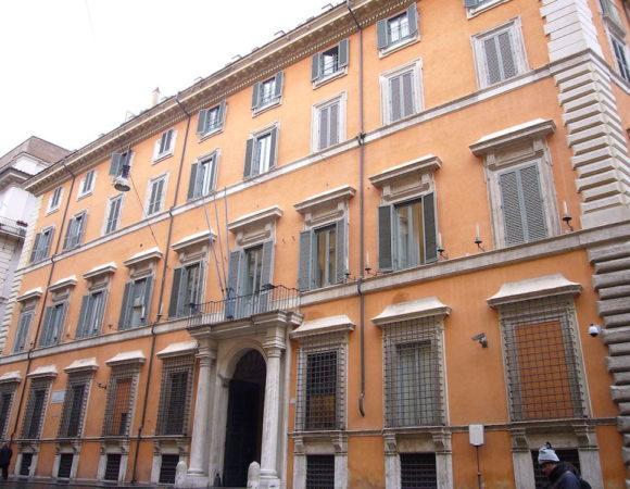 S_Eustachio_-_palazzo_Giustiniani