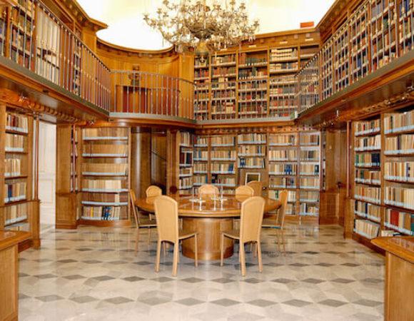 Biblioteca-corte-costituzionale
